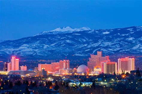 The Best of Culture in Nevada, USA
