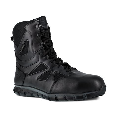 """Sublite Cushion Tactical - 8"""" Comp Toe Waterproof Tactical"""