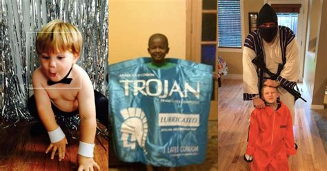 14 kids' Halloween costumes that raise serious questions
