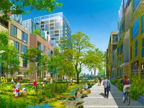One Planet Communities are The Earth's Greenest Neighborhoods