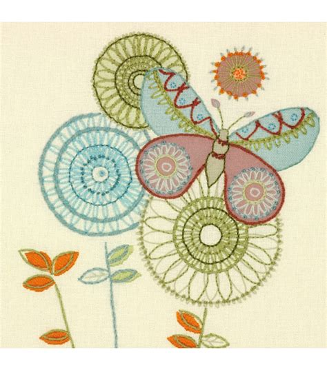 Dimensions Handmade Collection Crewel Embroidery Kit