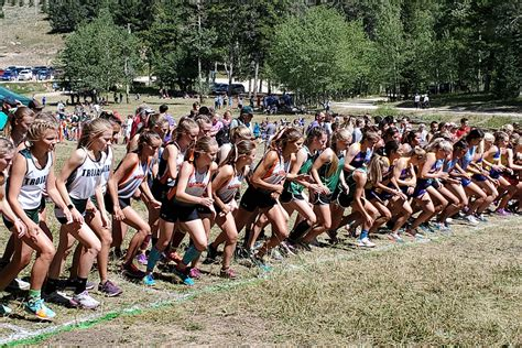 Wyoming High School Cross Country Results: Sept