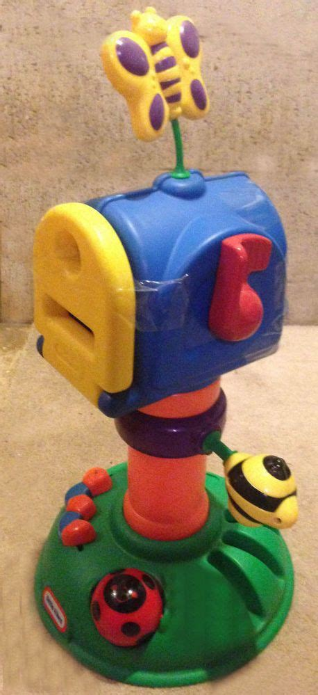 Little Tikes Mailbox Busy Bee Buzz About Kids Toys