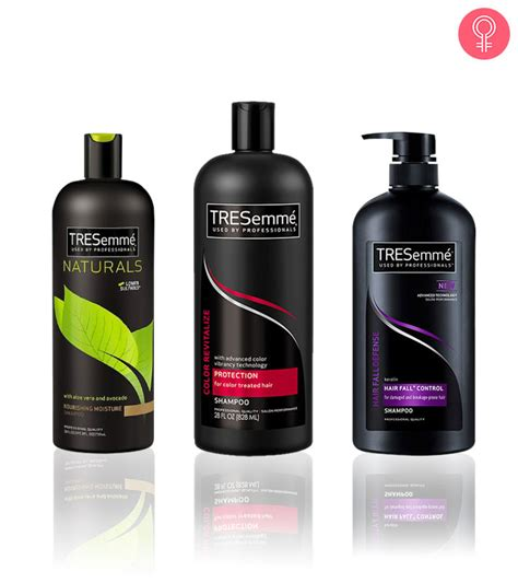 15 Best TRESemme Shampoos To Buy in 2021