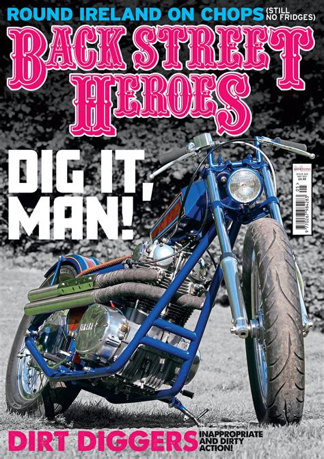 PREVIEW: May issue of Back Street Heroes magazine | MoreBikes