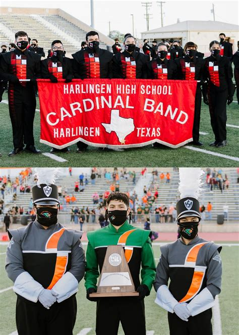 The Big Red and Mighty Hawk bands advance to UIL State