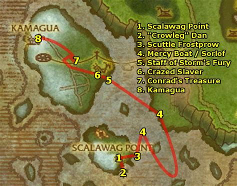 Ding80's Alliance Howling Fjord Guide Part 5 Level 70
