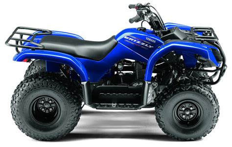 YAMAHA Grizzly 125 Automatic specs - 2005, 2006, 2007