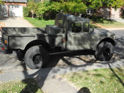 m715 jeep military truck military vehicle m998 for sale in