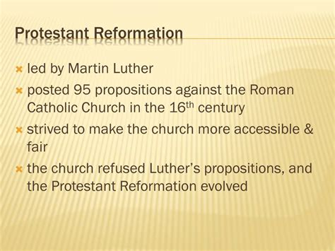 PPT - Renaissance and Reformation PowerPoint Presentation
