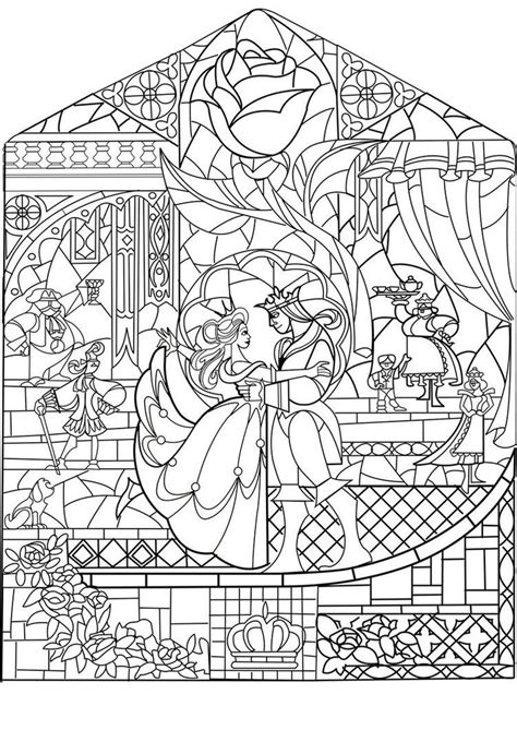 Disney Coloring Pages for Adults - Best Coloring Pages For