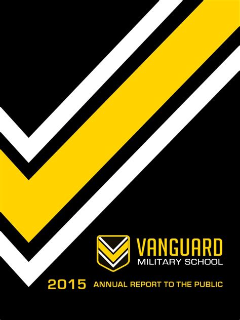 Vanguard Military School Annual Report 2015 | Physical