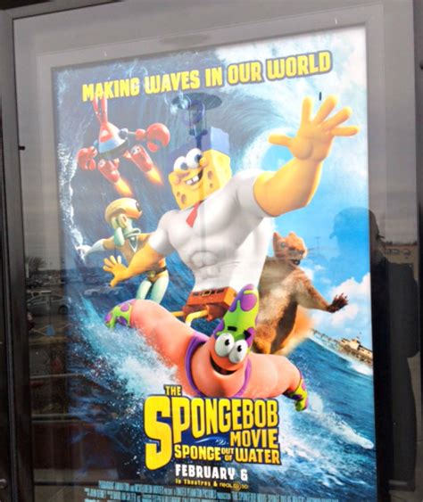 Mom Review: The SpongeBob Movie, Sponge Out of Water