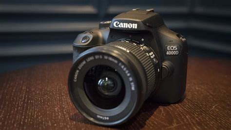 Canon EOS 4000D Hands-on Review | Camera Jabber