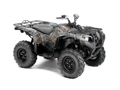 New 2015 Yamaha Grizzly 700 4x4 EPS ATVs Are Priced At
