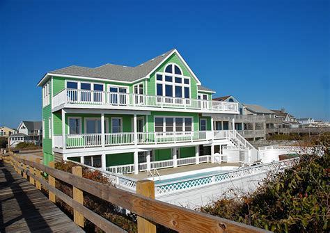 Seas and Quackers - B100 is an Outer Banks Oceanfront