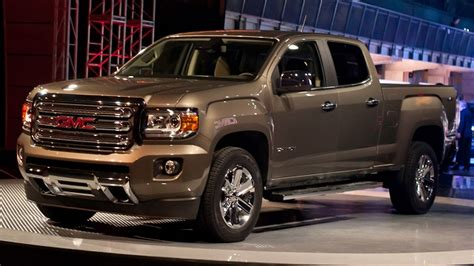 2018 GMC Canyon Is A Just another Beast From GM - 2019