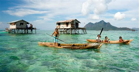 The intriguing life of sea nomads in Coral Triangle