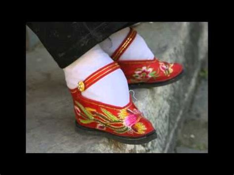 Chinese Foot Binding Photo Story Project-2011 - YouTube