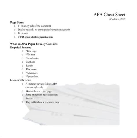 17 INFO TEMPLATE APA COVER PAGE PDF DOCX DOWNLOAD