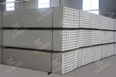 Hollow Core Prefabricated Lightweight Partition Walls