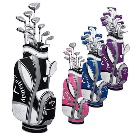 Callaway Women's Solaire Gems Complete Set - Free Shipping