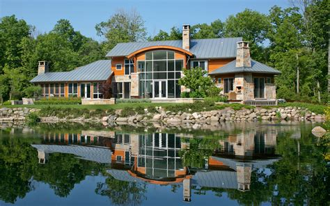 Deep River Partners | Rustic Modern Style Residence