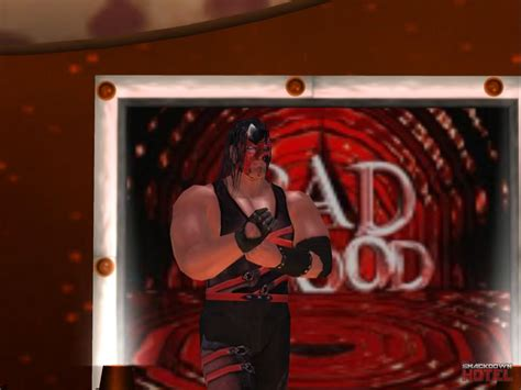 Kane - WWE SmackDown! Here Comes The Pain - Roster
