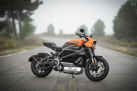 Harley-Davidson Announces New Bikes And Tech For 2020