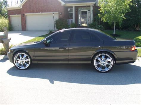 YourDaddy-on-22 2005 Lincoln LS Specs, Photos