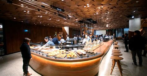Inside the world's largest Starbucks: the Reserve Roastery