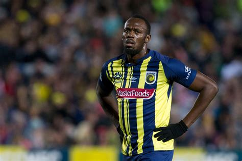 Usain Bolt Has Retired From Football - SPORTbible