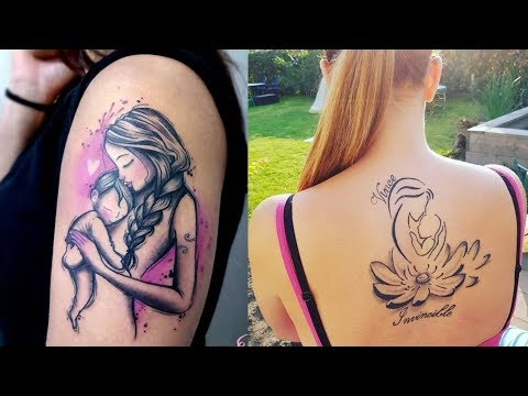 Awesome Mother Daughter Tattoo Designs | Design Trends