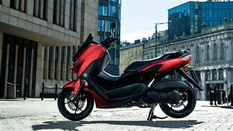 2021 Yamaha NMax 155 (Aprilia SXR 160 rival) launched in