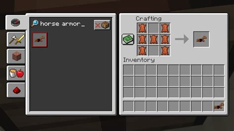 Taking Inventory: Horse Armor | Minecraft