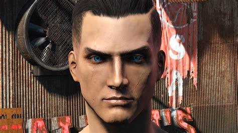 Simple male redux - Fallout 4 / FO4 mods