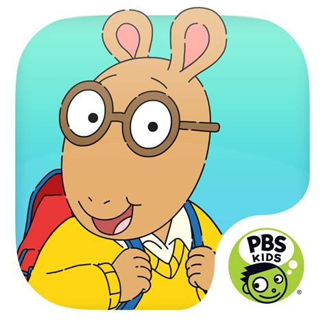 Arthur's Big App by PBS Kids now available on Itunes and