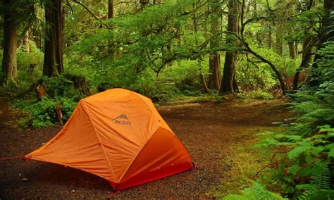 Mora Campground, Olympic National Park - AllTrips