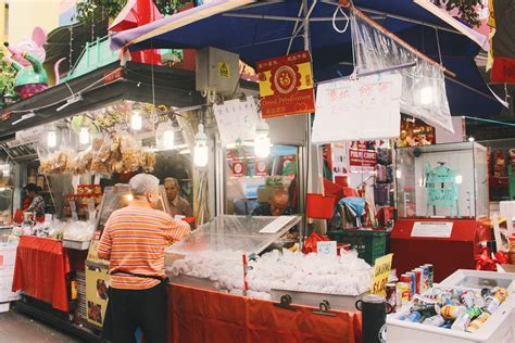 In Pics: Festive shopping at Chinatown this CNY