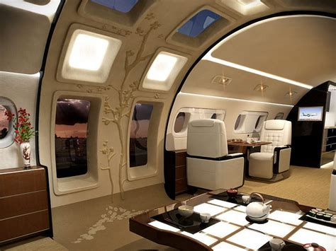 New Embraer Kyoto Airship Brings Light into Private Jets