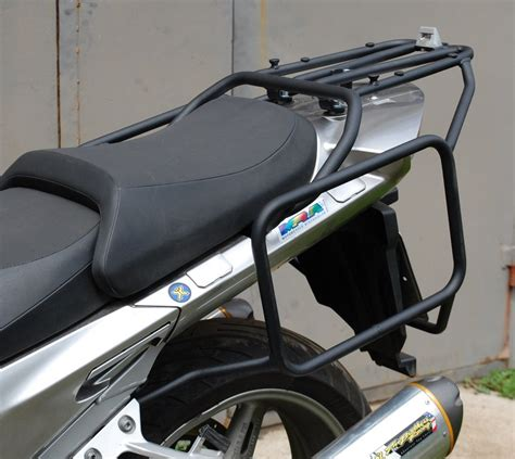 Whole-welded luggage rack system for fastening aluminum