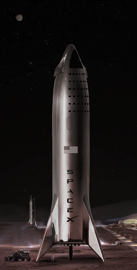 /user/roow110: SpaceX Starship   SpaceX   Mars Artists