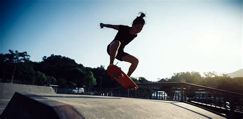 How skateboarding flipped its white male image and