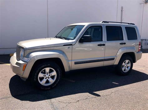 2011 Jeep Liberty Sport | The Denver Collection