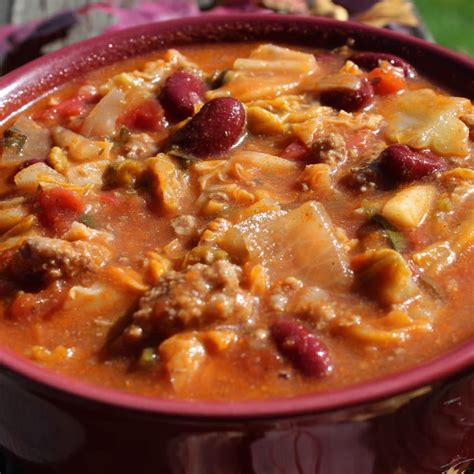 Cabbage Patch Soup Recipe | Homemade Food Junkie